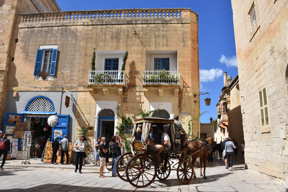 Visitare a Malta