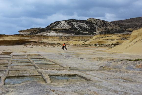 Mountain Bike a Malta