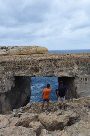 Arrampicare a Malta