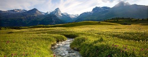 Montagne del Cantone dei Grigioni