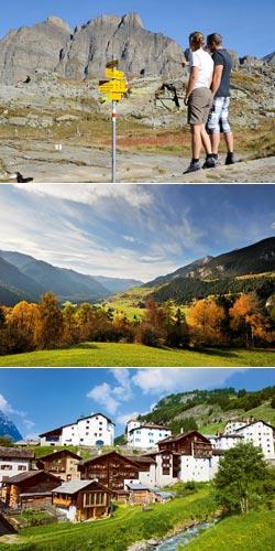 Escursioni al Parco Beverin, Zillis e Splugen