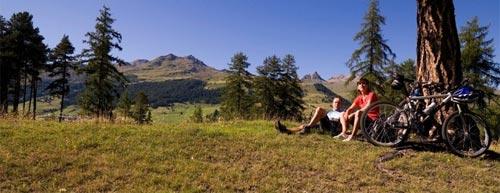 Giro del Parco Nazionale Svizzero