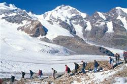 Alpinismo in Svizzera