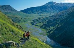 Escursionismo in Svizzera