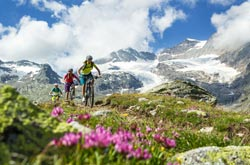 Escursioni in mountain bike in Engadina