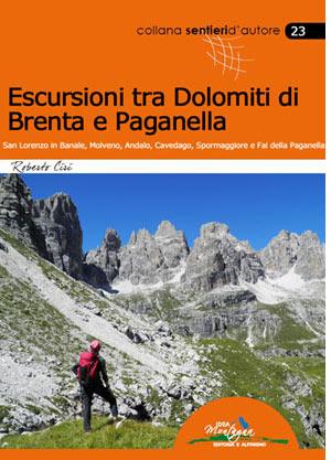 Libro Escursioni tra Brenta e Paganella