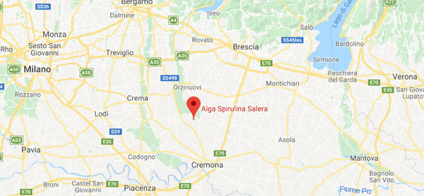 Spirulina Salera Bio a Castelcovati