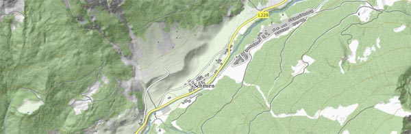 Valle Schmirntal in Tirolo