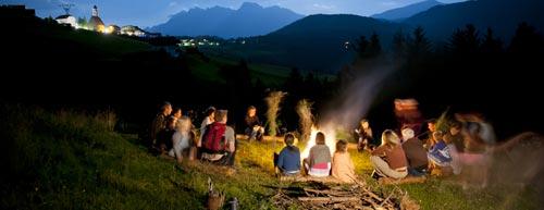 Leggende delle Dolomiti in Val d'Ega