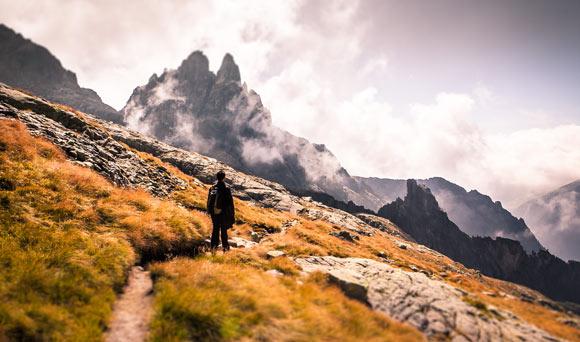 Trekking Lagorai
