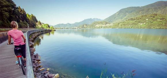 Giro laghi Valsugana