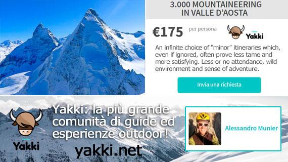 Proposta 3000 Val Aosta