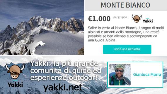 Proposta Monte Bianco