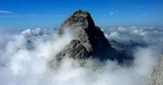 Monte Duranno cima più votata su VieNormali.it