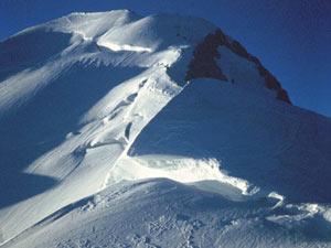 Traversata del Monte Bianco - Traversate di montagna su