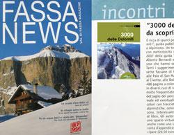 Recensione su Fassa News