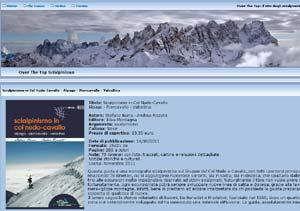 Recensione Scialpinismo in Col Nudo-Cavallo su Thetop.it