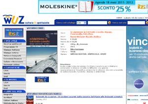 Recensione Scialpinismo in Col Nudo-Cavallo su Wuz.it