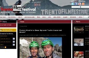 Recensione Bruno Detassis e le sue vie su Trentofilmfestival.it