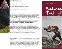 Recensione Endurance Trail sul sito web del Tor des G�ants