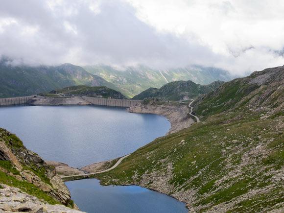 Chiudendo il cerchio e tornando al Lago del Naret