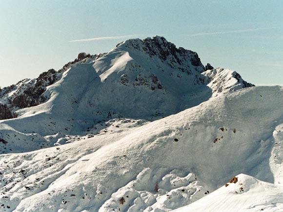 Grignetta in versione invernale