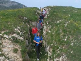 Vacanza di arrampicata e avventura in ambiente naturale per i BAMBINI (8-10 Anni)