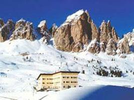 Quattro giorni di sci alpinismo e freeride in Val Gardena