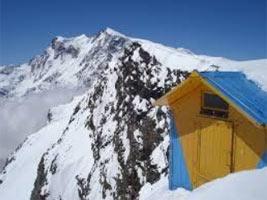 Scialpinistica al Bivacco Città di Luino e Cima Jazzi - Monterosa