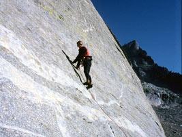 Corso di arrampicata in quota