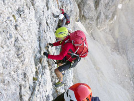 Via Ferrata Tomaselli