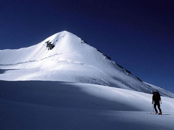 Scialpinismo nei Monti del Caucaso