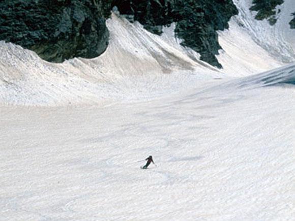 Sciare liberamente nel Caucaso