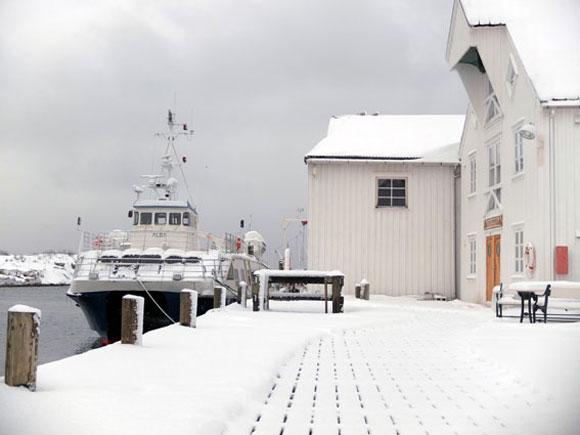 Porto di Tromso