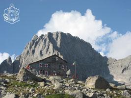 Via Molteni al Pizzo Badile 3308 m