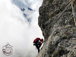 Via Mauri-Fiorelli alla Punta Torelli 3137 m