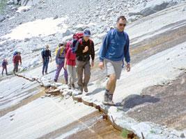 Trekking del Sentiero Roma