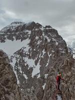 Cresta dell'Oreste = Cima Pietragrande + Vagliana