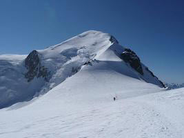 Salita al Monte Bianco - Via francese