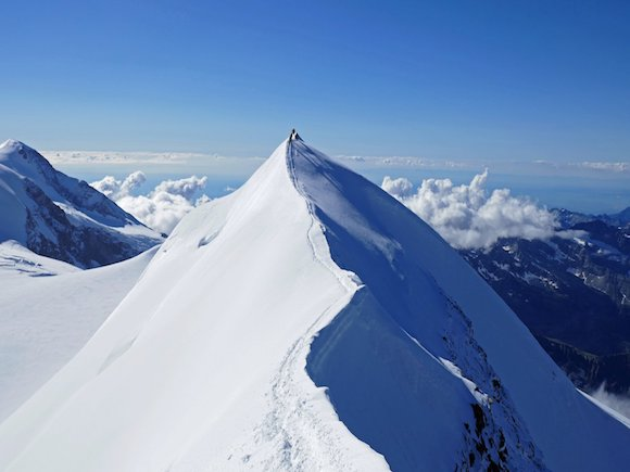 Vista sulla cresta