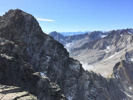Cresta Sud-Ovest della Torre di Lavina - 3308 m